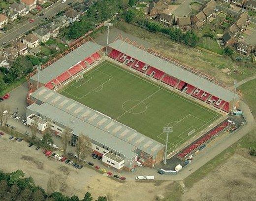 Dea Court, Bournemouth - capacidade: 11.700