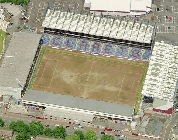 David Fishwick >> Turf Moor - Burnley football club