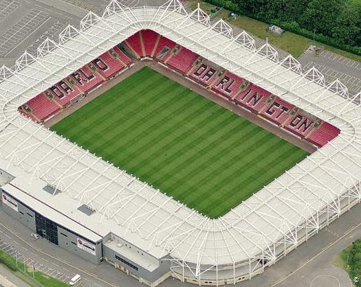 Darlington fc stadium