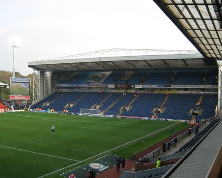 Ewood Park - Blackburn Rovers