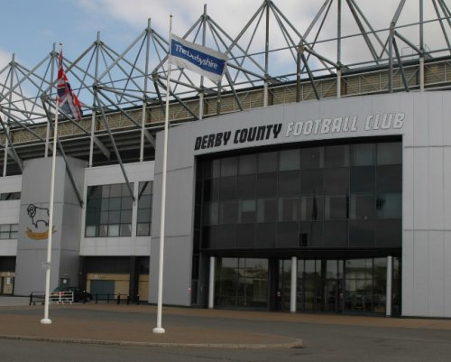 Pride Park - Derby County