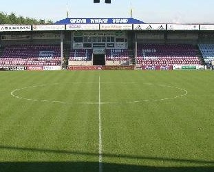 Glanford Park - Scunthorpe United