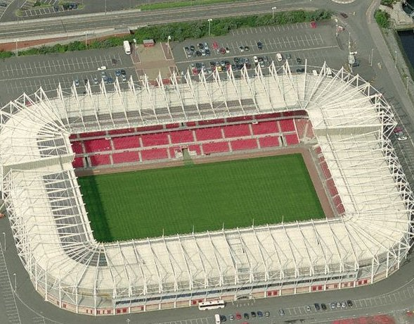 The Riverside Middlesbrough Football Club