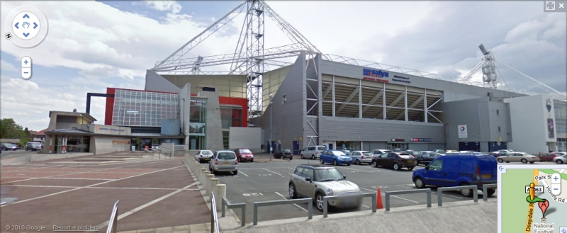 Deepdale - Google Maps Street View