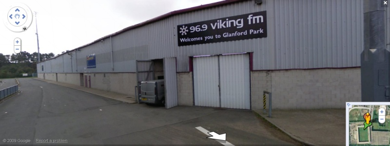 Glanford Park - Google Maps Street View