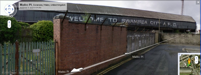 The Vetch Field - Google Maps Street View