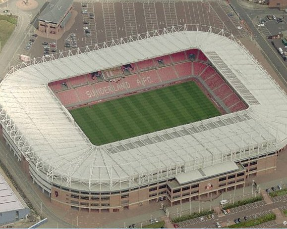 Nice Stadium Of Light ...